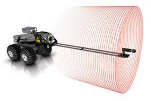 Laser-Sonar-Pipeline-Profiling